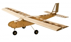 T40 Balsawood Airplane Wingspan 1550mm Training Plane KIT