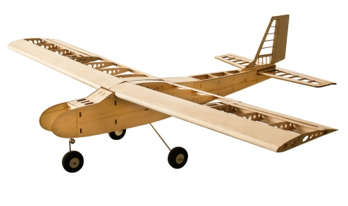 Free Shipping T40 Laser Cut Balsawood Airplane Wingspan 1550mm EP&GP Training Plane KIT Dancing Wings Hobby