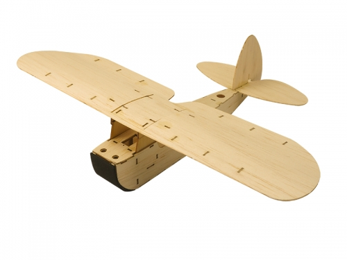 VA01 Balsawood Free Flight Airplane Dancing Wing Hobby Free Shiping