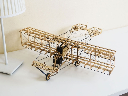 VS1 1:17 Static Model DIY Static Model Curtiss Pusher CD-11