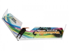 E05 800mm Rainbow RC Flying Wing Model Aircraft