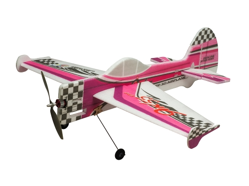E17  Foam EPP YAK55 3D Flying Aerobatic Model Aircraft Wingspan 800mm RC Trainer