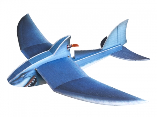E03 EPP SHARK Training Airplane 1400mm (only accept OEM)