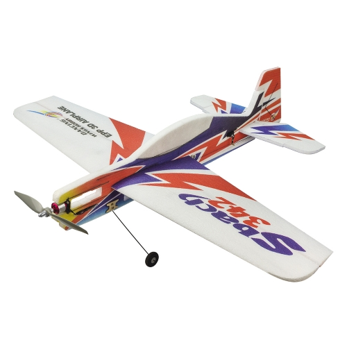 E18 EPP Foam RC Airplane Sbach342 1000mm 3D Aerobatic Flying Model
