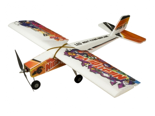 E13 Night Devil Flying Plane EPP RC Airplane Foam 1000mm