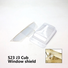 S23 J3 Window shield