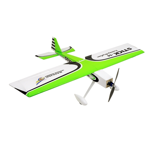 Free Shipping TCG14 STICK-14 3D Airplane Wingspan1400mm Fly Wing 1.4M Sport Training Airplane Covering Finished Version ARF