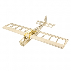 R03 Balsawood Airplane For Beginner Training Plane KIT STICK-06 580mm