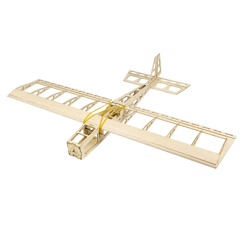 R03 Balsawood Airplane For Beginner Training Electric Radio Control Plane KIT STICK-06 Wingspan 580mm Toy Hobby Aeroplane to Build Dancing Wings Hobby