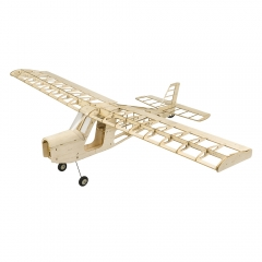 T09 750mm AeroMax Training Airplane Balsawood KIT