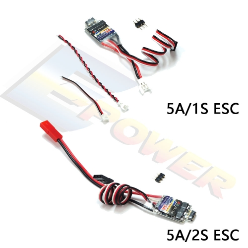 ESC 5A1S 5A2S 10A 20A 30A 40A E-Power for RC Electric Radio Control Airplane Models Dancing Wings Hobby Free Shipping