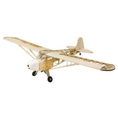 S14 Balsa wood Airplane Balsa KIT 1800mm J3 PUB EP&GP