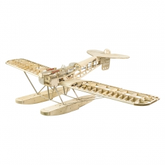 S26  Balsa KIT Scale Airplane Hansa-Brandenburg W.29  1400mm 55inch