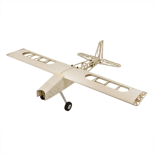 T12 1200mm Eyas Balsawood Training Airplane KIT Free Shipping