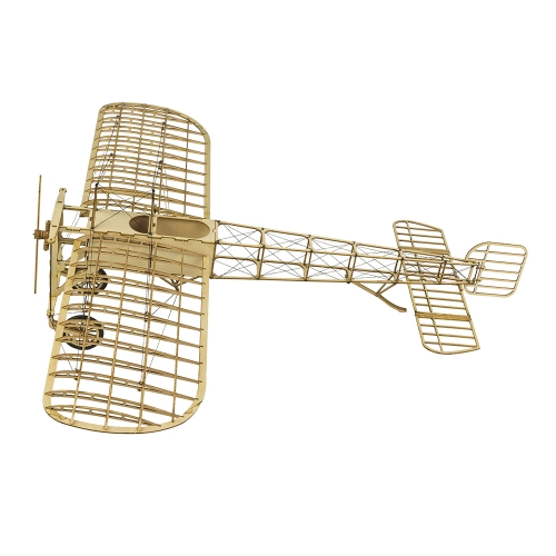 VX14  1:23  DIY Craft  Static Model Mini Bleriot XI  Free shipping