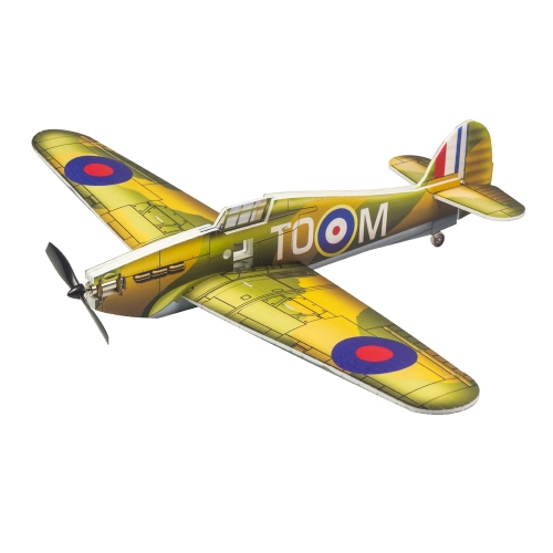 Free Shipping E28 Foam PP Magic Board Micro Indoor Airplane 420mm Hurricane MK.I Lightest plane KIT RC airplane RC MODEL HOBBY TOY HOT SELL PLANE