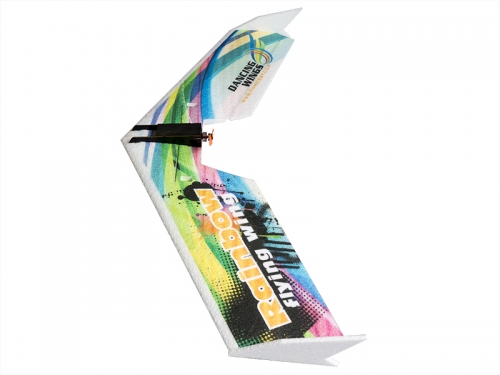 Free Shipping New E05 800mm Rainbow V2 KIT RC electric Flying Wing Radio Control Aircraft DWHobby