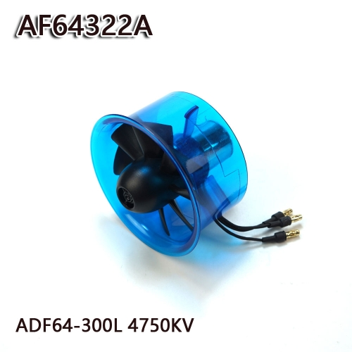 64mm EDF Power System  4750KV/5250KV/3900KV Electric Ducted Fan Series for RC Models Dancing Wing Hobby free shipping