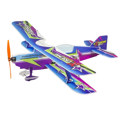 Free Shipping PITTS KIT Foam PP Magic Board Micro Indoor Electric Airplane 450mm wingspan Lightest plane KIT RC MODEL radio control HOBBY TOY(E30)