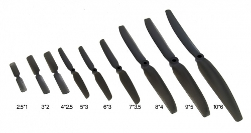 Free Shipping 5pcs/lot direct drive propeller ABS CW and CCW (2510/3020/4025/5030/6030/7035/8040/9050/1060)