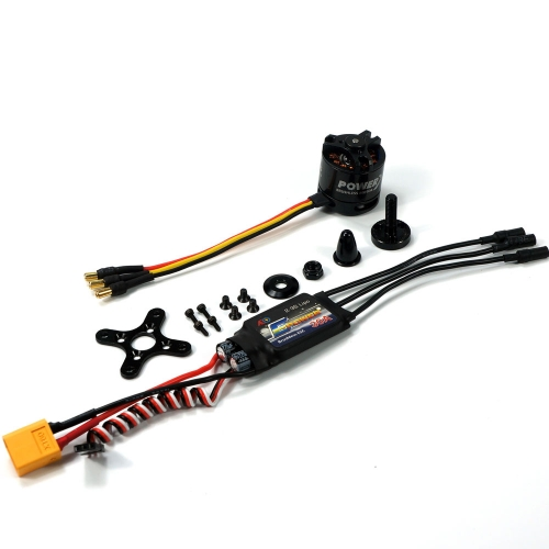 MC2216 Brushless Motor 950kv for Car Truck Helicopter Multirotors RC Model Hobby