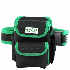 LAOA Tool Bag 600D Oxford Fabric Repair Bags Waist Pack Bag With Belt