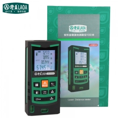 LAOA high precision Non-contact 40-100meters laser distance meter trena de medir a laser meter range finder measure tape laser