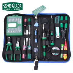 52pcs emergency  tool set Photovoltaic For Electrician