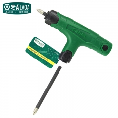 LAOA S2 Bit Corundum Sic T shape Hand Tools Phillips/Slotted Screwdriver With Rubber Handle And Cr-V Rod