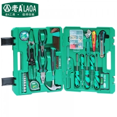 LAOA 50pcs Multifunctional Household Tool Set