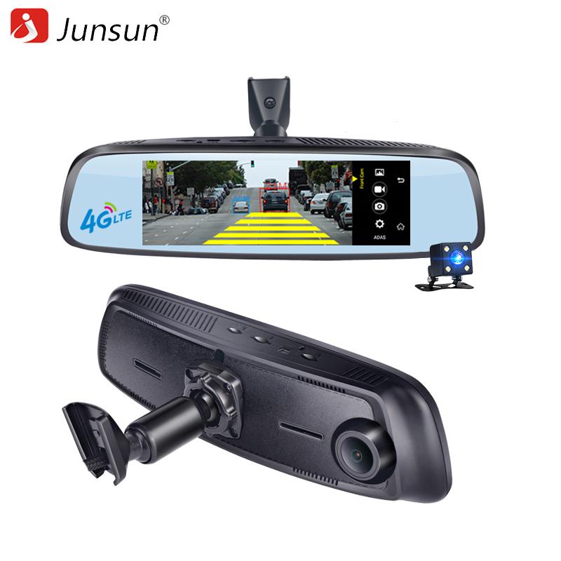 Junsun K755 Special 4G LTE Car Camera Mirror 7 84