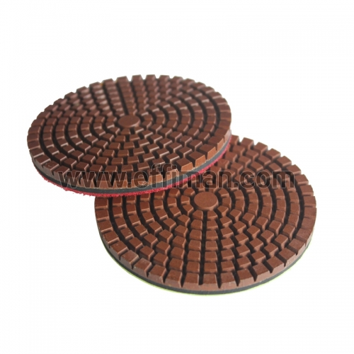 ConWet Semi metal transition diamond polishing pads