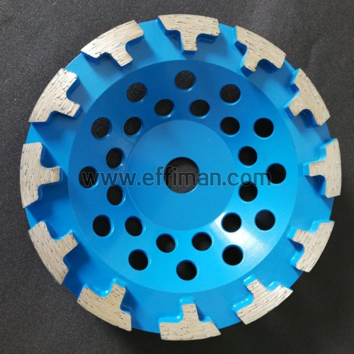 """T"" -Type Grinding Cup Wheel"