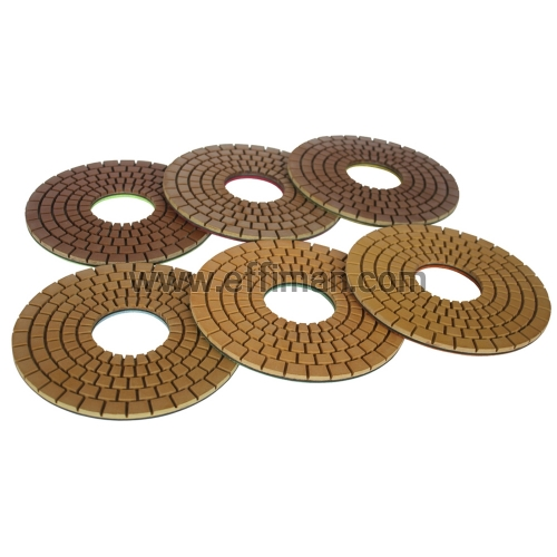 HiCon7-6079 7 inch diamond floor polishing pads