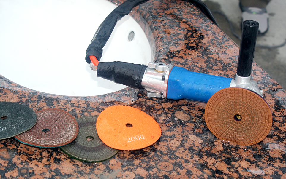 Reliable Tool Suppliers of Stone Granite Fabrication