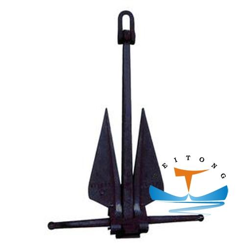 Marine Hall Anchor Type a B C Hot DIP Galvanized Danforth