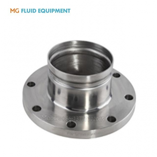 Stainless Steel grooved Joint Flange Adapter