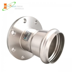 (press × Flange ) Propess Flange adapter Stainless Steel