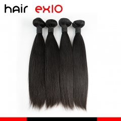 10A Peruvian Human Hair Weave 3Bundles Virgin Hair Straight Unprocessed Virgin Straight Hair