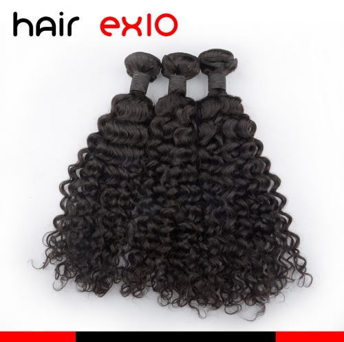 Brazilian hair 3pcs Human Hair Bundles 100g Water Wave Human Hair Extensions Hair Products Water Wave Virgin Hair Bundles