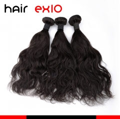 Brazilian hair 3pcs Bundle 9A 100g Natural Wave Human Hair Bundles Hair Products Natural Wave Virgin Hair Bundles
