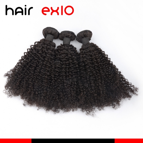 Brazilian hair 3pcs Human Hair Bundles 100g Kinky Curly Human Hair Extensions Hair Products Kinky Curly Virgin Hair Bundles
