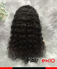 Lace Front Human Hair Wigs Virgin Brazilian hair Loose Wave Virgin Hair Human Hair Wigs