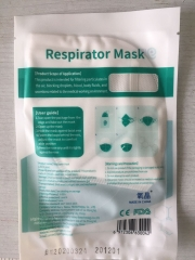 In Stock Free Shipping Wholesale High Quality Antiviral 800pcs N95 Face Mask FDA+CE Certification Disposable N95 Mask