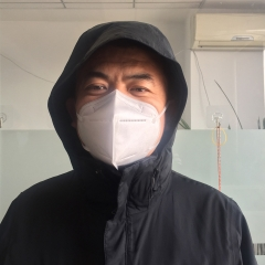 In Stock Free Shipping Wholesale High Quality Antiviral 700pcs N95 Face Mask FDA+CE Certification Disposable N95 Mask