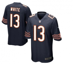 JOE Kevin White Chicago Bears   2015 Game Jersey - Navy/white