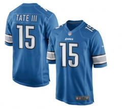 Golden Tate Detroit Lions  Game Jersey - White