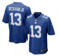 Odell Beckham Jr New York Giants  Game Jersey - Royal Blue/WHITE