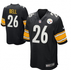 [JOE] Adult #26 Le'Veon Bell Pittsburgh Steelers game jersey