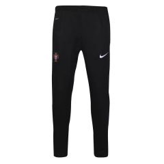 [JOE] Adult Portugal black training long pants 2016-17